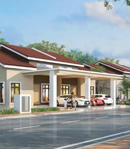 Dua Hijauan@Tiang Dua, Melaka
